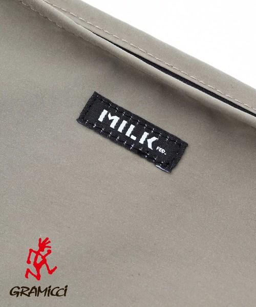 MILKFED. x GRAMICCI SACOCHE