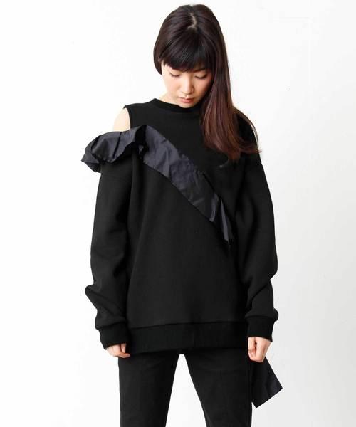 国内最安値! 【セール】フリルデザインスウェットトップス(スウェット)|AVIE(アビィ)のファッション通販, 日本の伝統工芸 REALJAPANPROJECT:f4c72d1c --- sink.carschmiede.de