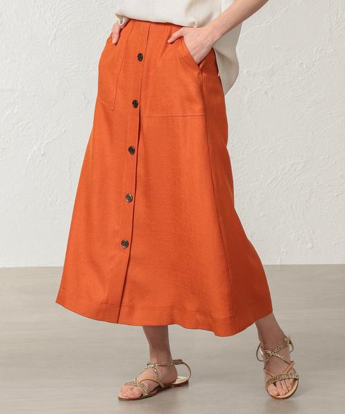 人気の 【セール】*eclat掲載*アイアススカート(スカート) EVEX by KRIZIA(エヴェックスバイクリツィア)のファッション通販, THE GATE ONLINE STORE:0f259803 --- 888tattoo.eu.org