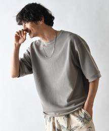 CIAOPANIC TYPY(チャオパニックティピー)のテックドライワッフルTee2(Tシャツ/カットソー)