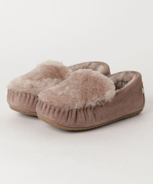 100%正規品 【セール Reverse】【EMU】Cairns Reverse Fur(モカシン/デッキシューズ)|EMU Australia(エミューオーストラリア)のファッション通販, イサミ:456a4ce6 --- munich-airport-memories.de