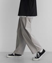remer(リメール)のloose tapered wide PT / ルーズテーパードワイドパンツ(その他パンツ)