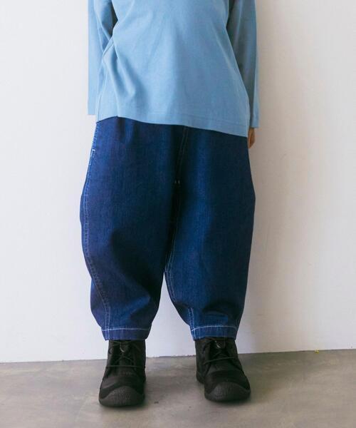 【別注】TJ EX GRAMICCI(グラミチ)バルーンパンツ 100-130