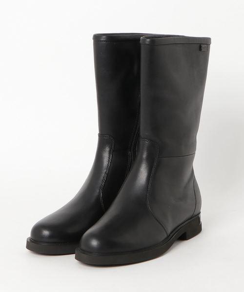 格安 【セール IMAN】[カンペール] IMAN/ ハーフブーツ プレーン フラット(ブーツ) プレーン|CAMPER(カンペール)のファッション通販, スプリング カントリー ハウス:0ed6ecc8 --- svarogday.com