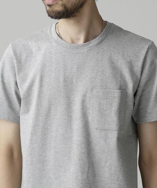 Anti Soaked ヘビークルーネックTシャツ