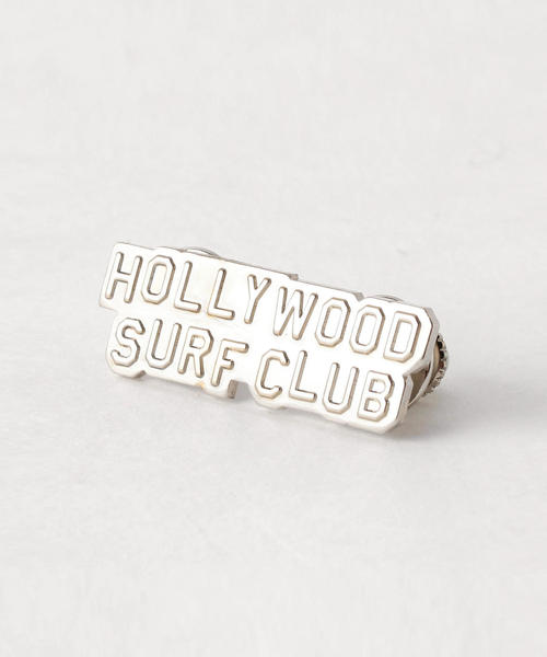 <STAMPD> SURF CLUB PIN/ピン ◆