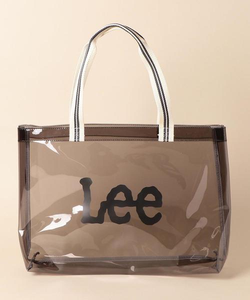 〔別注〕LEE(リー)ビニールトートバッグ