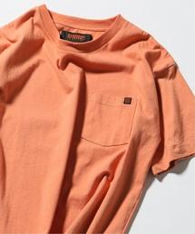 UNIVERSAL OVERALL(ユニバーサルオーバーオール)のUNIVERSAL OVERALL×relume / 別注 ポケットTシャツ(Tシャツ/カットソー)