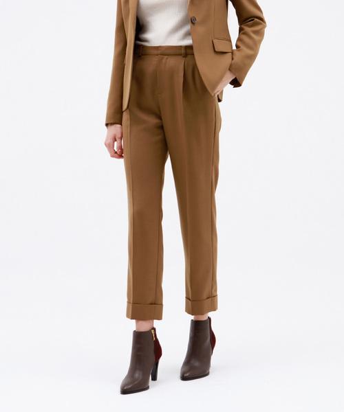 (お得な特別割引価格) ブラウン LOVELESS テーパード パンツ(パンツ)|LOVELESS(ラブレス)のファッション通販, ハンドメイド雑貨のお店 Ilio:2e9da57c --- steuergraefe.de
