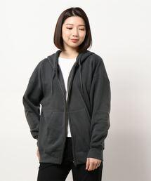koe(コエ)のTC裏起毛ジップパーカー21S(パーカー)