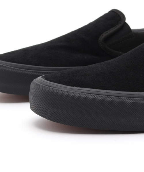 VANS ヴァンズ SLIP-ON PRO VN00097M1OJ BLACKOUT
