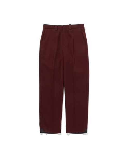FALL2019 TAPERED SLACKS