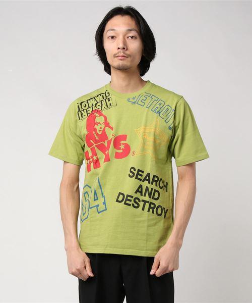 HYS SCRATCH Tシャツ
