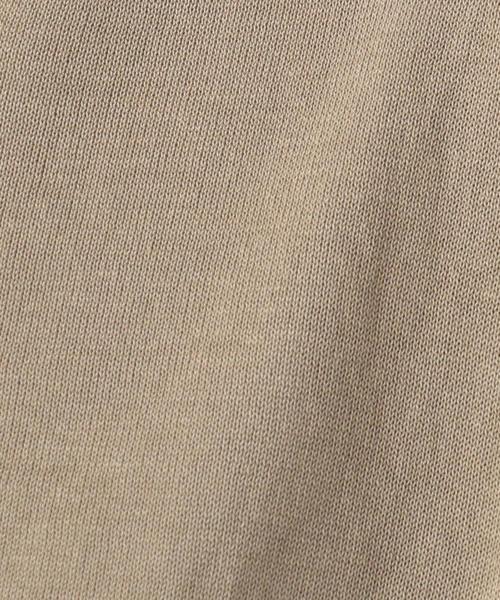 TOMORROWLAND(トゥモローランド)の「クレープコットン ノースリーブプルオーバー(ニット/セーター)」|詳細画像
