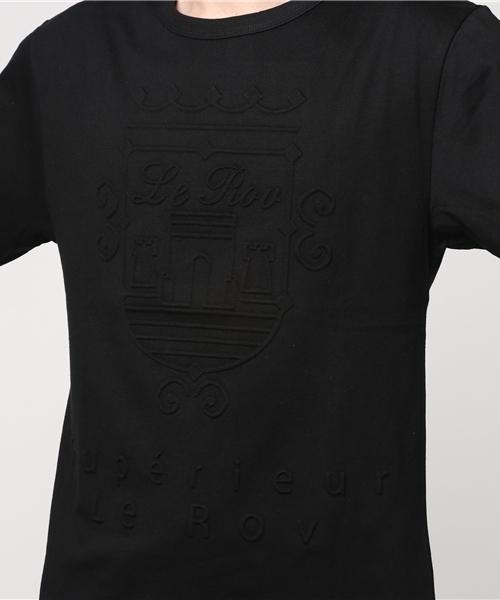 rovtski 3DグラフィックリラックスフィットTシャツ/4T16122503