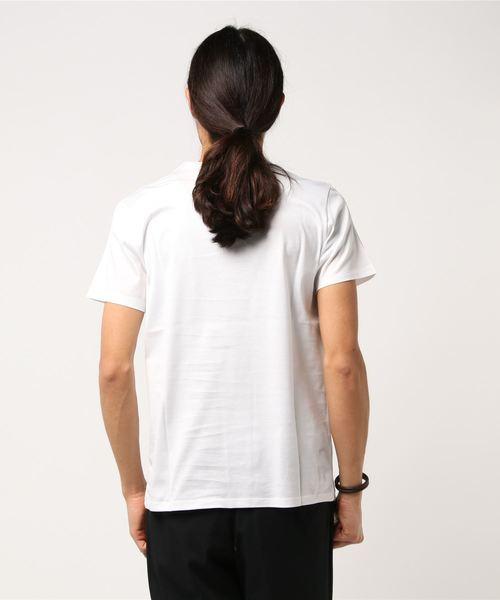 [maxsix / マックスシックス] 3D T-shirt HOME