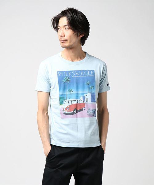 VOLKSWAGEN別注コラボTシャツ