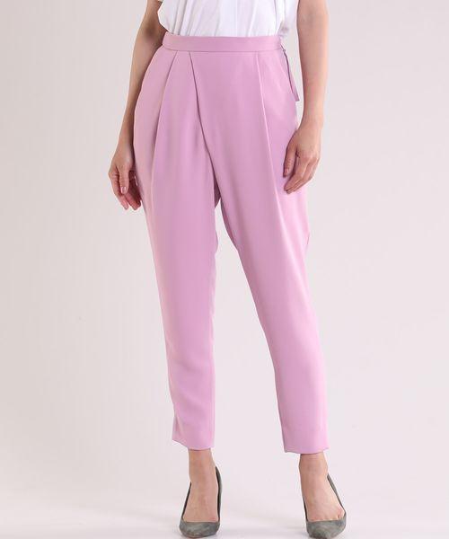 【当店一番人気】 【セール】テーパードタックパンツ(パンツ) Luftrobe(ルフトローブ)のファッション通販, 一流の品質:2b2bd4f9 --- 5613dcaibao.eu.org