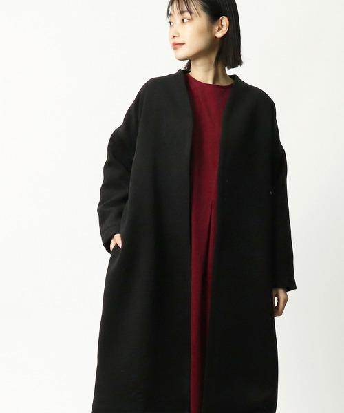 【 HEAVENLY / ヘヴンリー 】 Fake Wool Coat   2061163