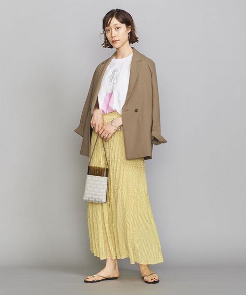 30代におすすめの抜け感ファッション