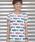 PHATEE(ファッティー)の「【PHATEE】ファティー ETERNI TEE PRINTED Tシャツ(Tシャツ/カットソー)」|ホワイト系その他4