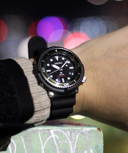 SEIKO / セイコー PROSPEX LOWERCASE Special Edition JS Exclusive Model #