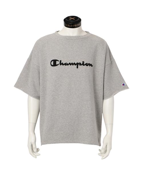 【Champion】MEN クルーネックスウェット C3-P354