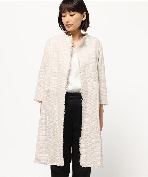 新発売の 【セール/ブランド古着】コート(その他アウター)|45R(フォーティファイブアール)のファッション通販 - USED, アンモライト研究所:83bc594a --- ensure.badunicorn.de