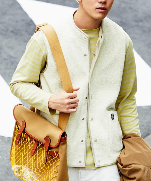 【おしゃれ】 【ORCIVAL】バンドカラーボアベスト MEN(ベスト)|ORCIVAL(オーシバル)のファッション通販, ツグムラ:b301286a --- 5613dcaibao.eu.org