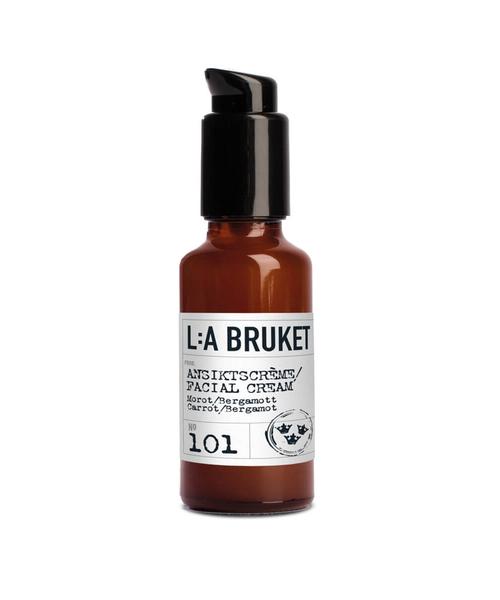 「L:A BRUKET/ラブルケット」 オーガニック フェイスクリーム フェイシャル クリーム 50ml■
