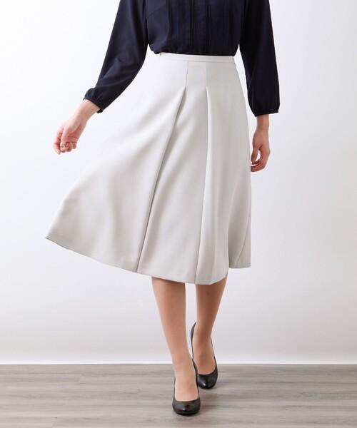 【Precious Collection】MISSIONセミフレアースカート
