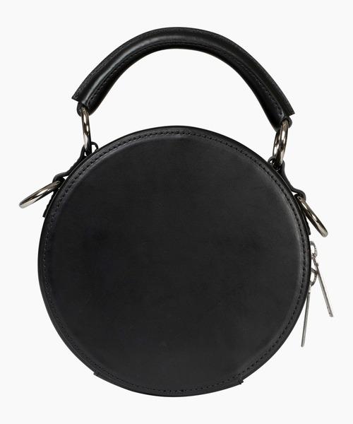 marimekko(マリメッコ)の「LAHJA(ショルダーバッグ)」|ブラック