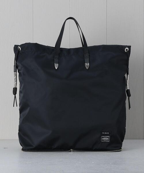 <TOGA x PORTER>PACKABLE TOTE BAG/バッグ.