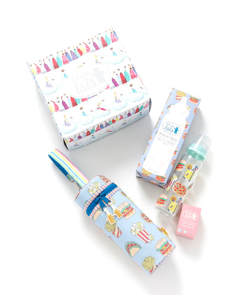 BABY GIFT   ほ乳びん·ケースギフトセット - フード