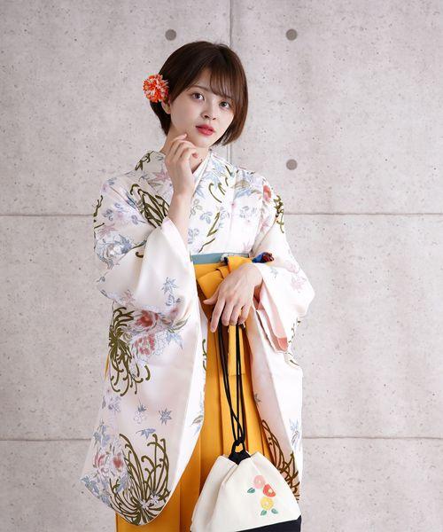 注目のブランド 袴セット 淡ピンクの花と糸菊(着物/浴衣)|utatane(ウタタネ)のファッション通販, 公式ライセンスアクセ専門店J-Plus:2f62960a --- hundeteamschule-shop.de
