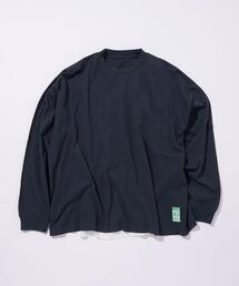 【WEB限定】【別注】<DISCUS ATHLETIC×GLR/ -or>レイヤー 長袖 Tシャツ