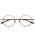 Zoff(ゾフ)の「ラウンド型めがね|Zoff CLASSIC (クラシック)(メガネ)」|ブラック