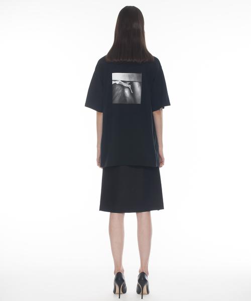 Back Printed T-Shirt