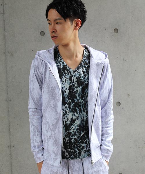 人気沸騰ブラドン TORNADO MART∴ムラクロコJQパーカ(Tシャツ/カットソー) TORNADO|TORNADO MART(トルネードマート)のファッション通販, マロンストア:f305a748 --- fahrservice-fischer.de