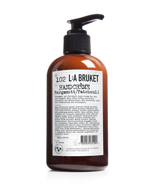 「L:A BRUKET/ラブルケット」 オーガニック ハンドクリーム 250ml■