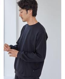 【別注】<DAIWA×green label relaxing>クルーネック スウェット セットアップ可能 †