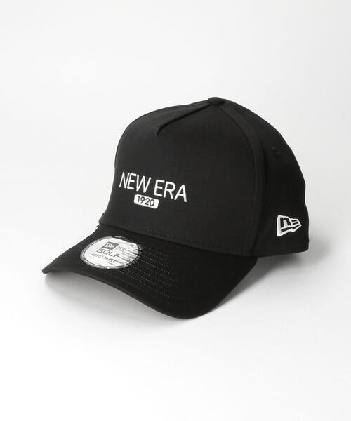 【WEB限定】<NEW ERA(ニューエラ)>9FORTY ゴルフ キャップ