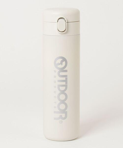ワンプッシュステンレスボトル480ML