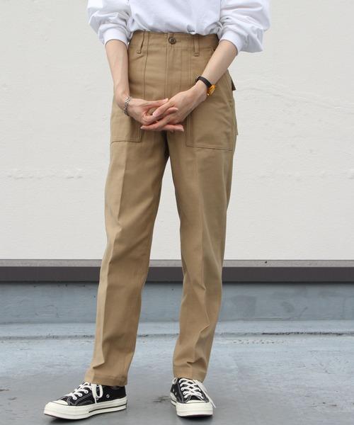 THE SHINZONE/シンゾーン ベイカーパンツ BAKER PANTS