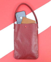 THE CASE(ザケース)の【THE CASE】COW LEATHER TOTE  MINI /牛革 レザー トートミニ(ハンドバッグ)