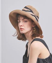 【別注】<Athena New York(アシーナ ニューヨーク)>RISAKO TANBODY ストライプ ハット