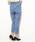 ViS(ビス)の「【EASY CARE&COOL TOUCH】ベルト付きテーパードパンツ(パンツ)」 詳細画像