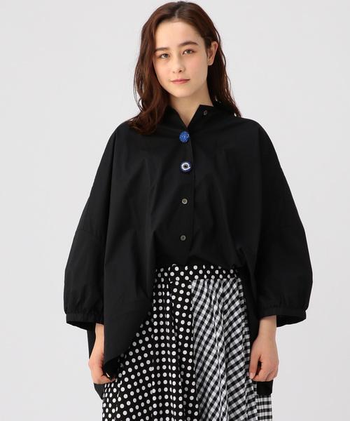 価格は安く グラニー(シャツ/ブラウス)|FRAPBOIS(フラボア)のファッション通販, ゼットソーNOCOMART:491eca3f --- blog.buypower.ng