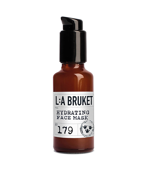 「L:A BRUKET/ラブルケット」 オーガニック フェイスパック·洗い流すタイプ ハイド レイティング フェイスマスク 50ml