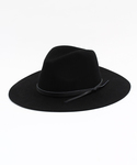 MOUSSY | 2WAY LEATHER BELT HAT(ハット)